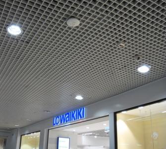 Монтаж СКС і WiFi зони доступу в ТЦ «Sky Park»